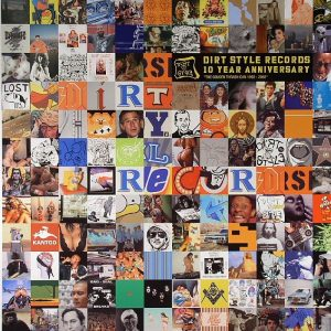 Q BERT - Dirt Style Records 10 Year Anniver