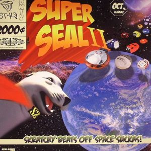 SKRATCHY SEAL - Super Seal II