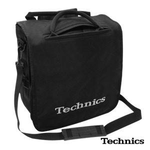 Technics Plak Taşıma Çantası Siyah