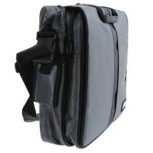 "UDG Courier Bag Deluxe 17"" Steel Grey"