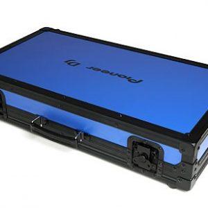 Pioneer Blue Case (2adet CDJ400+1Adet DJM400)