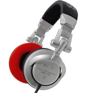 Sony MDR-V 700 DJ Pad Kırmızı (2adet)