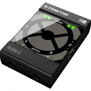 Native Instruments Traktor Audio 2 USB DJ Ses Kartı