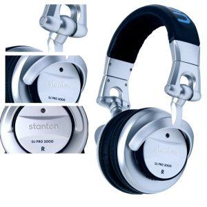 Stanton Pro 3000 Dj Kulaklık