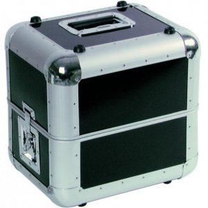 Platten - Case ALU 50/50 Plak Taşıma Çantası