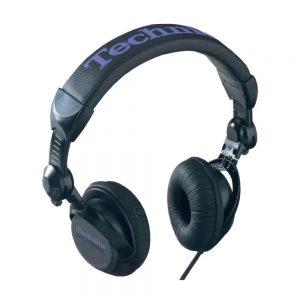 Technics RP-DJ 1200 Profesyonel Dj Kulaklik Siyah