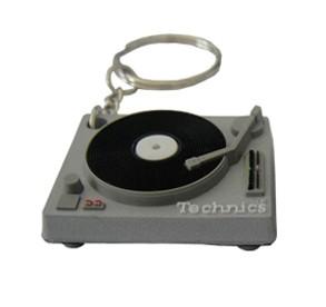 Technics SL1200 Anahtarlık