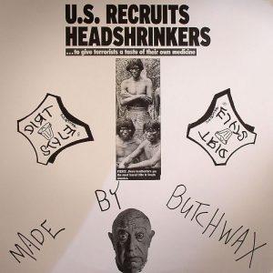 DJ FLARE aka BUTCHWAX - Headshrinker
