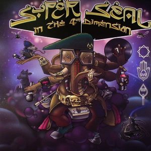 DJ Q BERT - Super Seal In The 4th Dimension