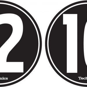 Technics Slipmat 1210 (Çift)
