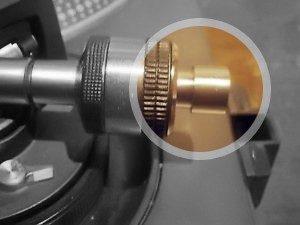 Technics 1200 - 1210 Yardımcı Sub Karşı Ağırlık