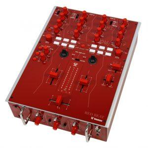 Vestax PMC-05 Pro IV Scratch Dj Mixer (Kırmızı)