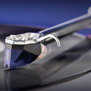 Ortofon 2M Blue Phono Cartridge (Kafa & İğne)