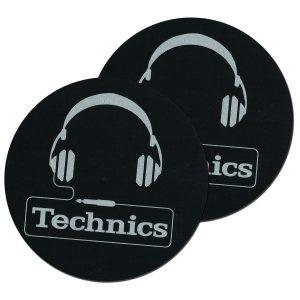 Technics Headphone Logo Slipmat