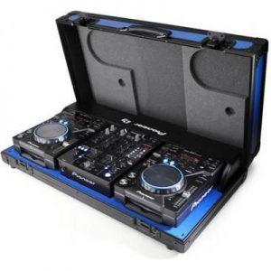 Pioneer CDJ 350 + DJM 350 + Case Full Setup