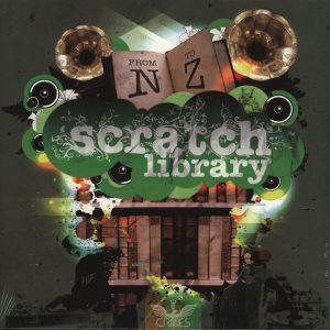 DJ Crates Scratch Library N-Z