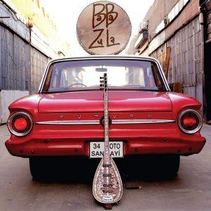 Baba Zula - 34 Oto Sanayi (Plak)