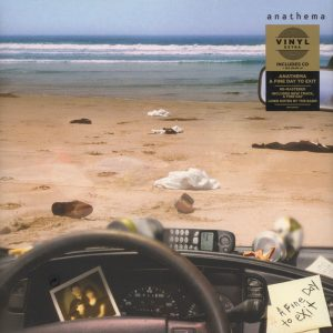 Anathema A Fine Day To Exit (Lp+Cd)