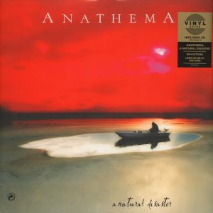 Anathema A Natural Disaster (Lp+Cd)