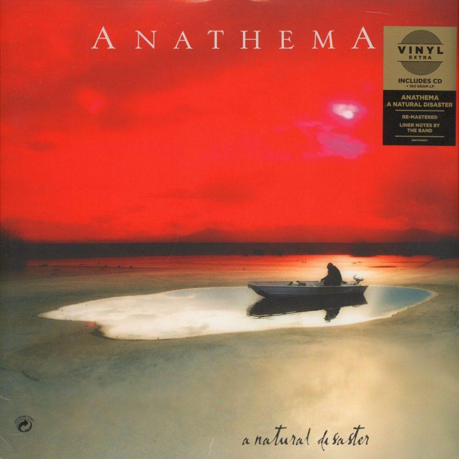 Anathema A Natural Disaster (Lp+Cd)
