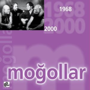 Moğollar – 1968 • 2000 Plak