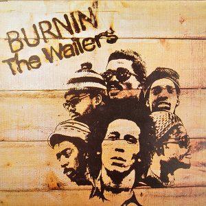 The Wailers – Burnin Plak