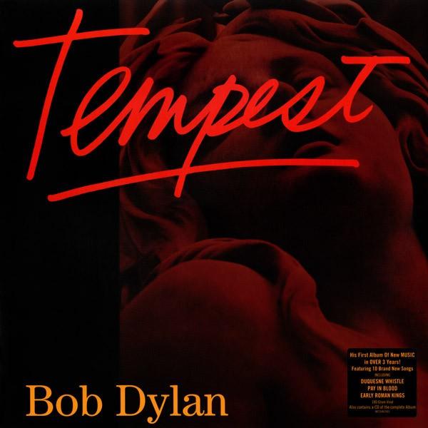 Bob Dylan – Tempest Plak