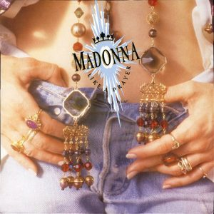 Madonna ‎– Like A Prayer Plak