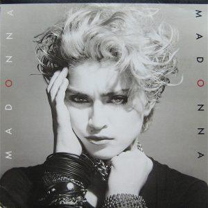 Madonna – Madonna Plak