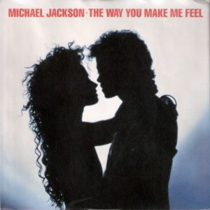 Michael Jackson ‎– The Way You Make Me Feel Plak