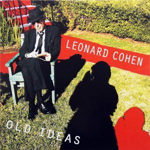 Leonard Cohen ‎– Old Ideas Plak