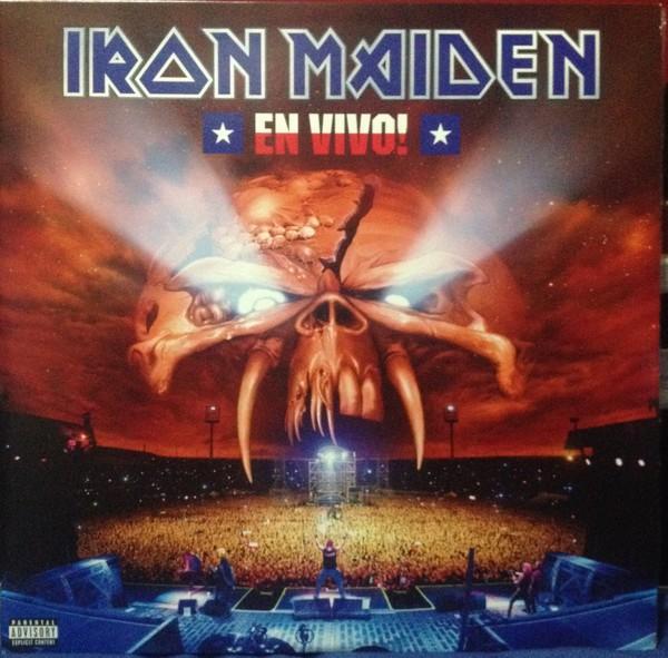 Iron Maiden – En Vivo! Plak