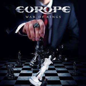 Europe (2) ‎– War Of Kings Plak