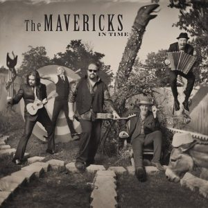 The Mavericks ‎– In Time Plak
