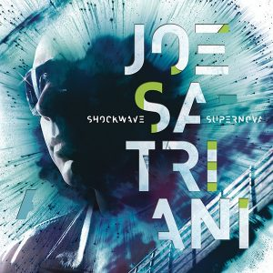 Joe Satriani ‎– Shockwave Supernova Plak
