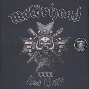 Motörhead – Bad Magic Plak