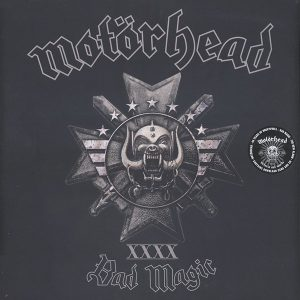 Motörhead ‎– Bad Magic Plak