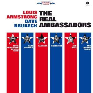 Louis Armstrong & Dave Brubeck Plak