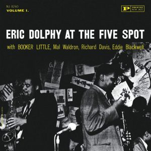 Eric Dolphy ‎– At The Five Spot, Volume 1 - Plak