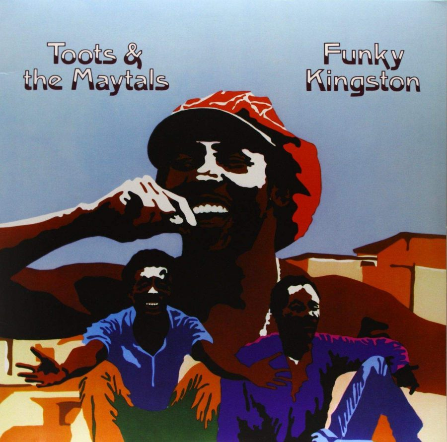 Toots & The Maytals – Funky Kingston Plak