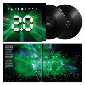 Faithless 2.0 Plak