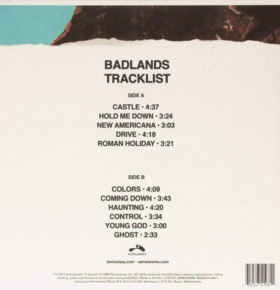Halsey – Badlands Plak