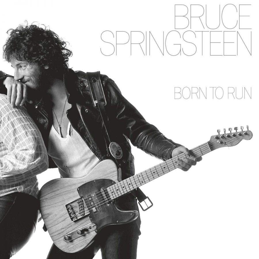 Bruce Springsteen – Born To Run Plak