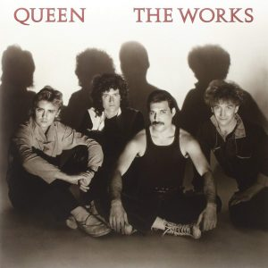 Queen ‎– The Works Plak