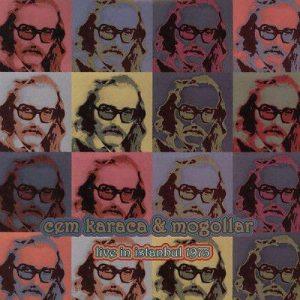 Cem Karaca & Mogollar – Live In Istanbul 1973 Plak