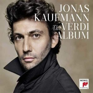 Jonas Kaufmann ‎– The Verdi Album Plak