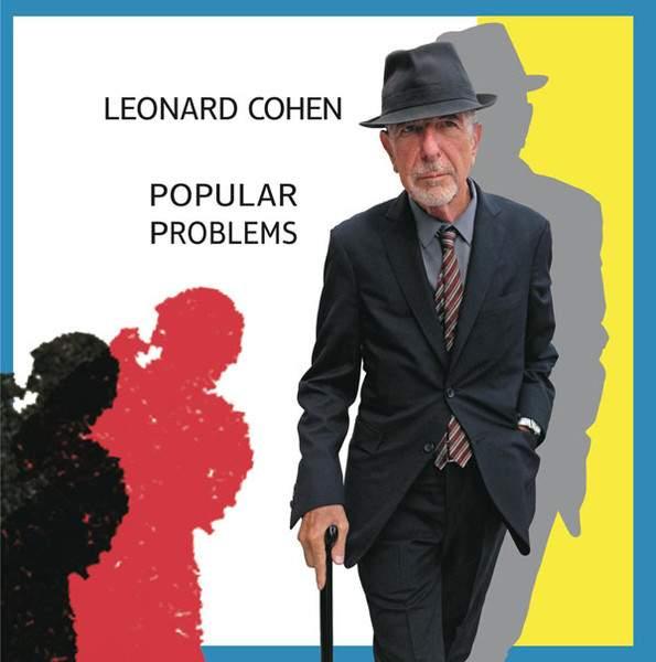 Leonard Cohen – Popular Problems Plak