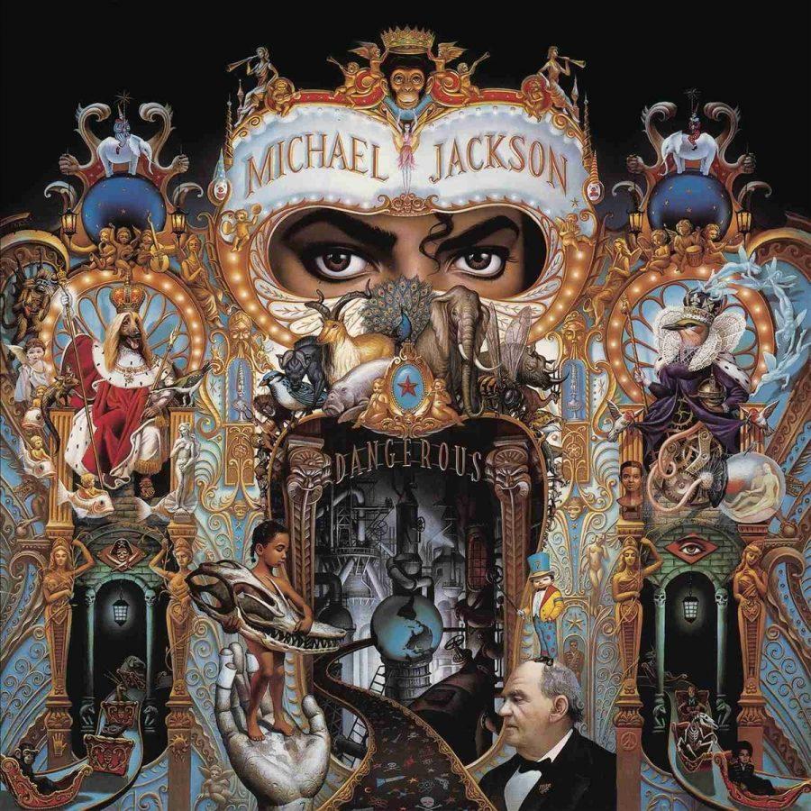 Michael Jackson – Dangerous Plak