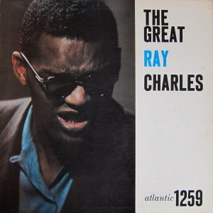 Ray Charles ‎– The Great Ray Charles Plak