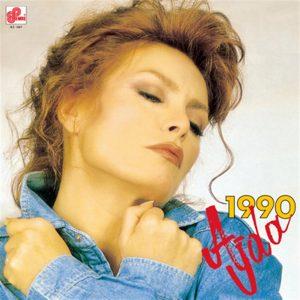 Ajda Pekkan Ajda 1990 - Plak